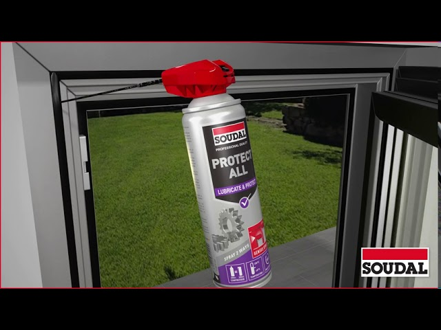 instructievideo Soudal Protect All Genius Spray 300ml