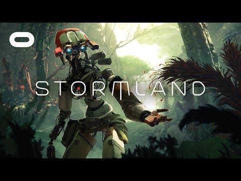 Stormland | E3 Announce Trailer | Oculus Rift thumbnail