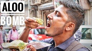 ALOO BOMB 💣 | Mithailal Gupta | HIDDEN GEMS Street Food Mumbai |