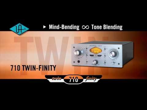 710 Twin-Finity Mic Pre & DI
