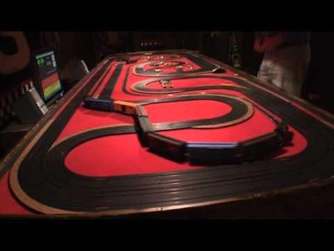 Slot car track 12-2011.wmv