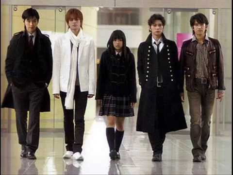 Which version of Boys over Flower is the best? Korean, Japanese or Taiwanese?