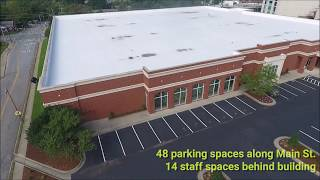 Interior & Exterior Commercial Shoot in High Point, NC