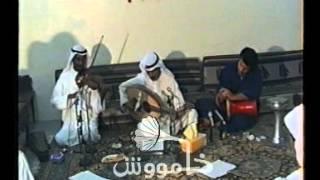 يوسف المطرف - كلمه وداع 27 - 6 - 1991 ايقاع محمد الحمدان كمان بوعيد khamoosh.com