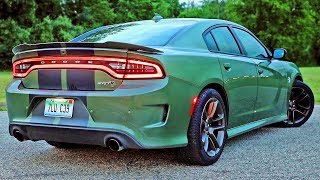2019 Dodge Charger SRT Hellcat – Interior Exterior and Drive