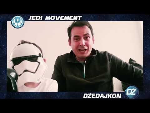 Zoran Kesić novi džedajski vitez