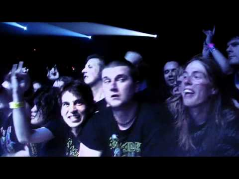 Iron Maiden - Rime of the Ancient Mariner [Flight 666 DVD] HD