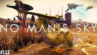 No Man's Sky | 112: AMAZING!!! A WORLD FULL OF TINY LITTLE DIPLOS!!! [NMS| Atlas Rises 1.3 Update]