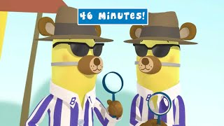 Animated Compilation #21 - Full Episodes - Bananas in Pyjamas Official