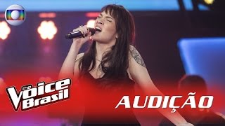 Jade Baraldo Canta 'Romaria' Nas Audições   'The Voice Brasil'   5ª Temporada