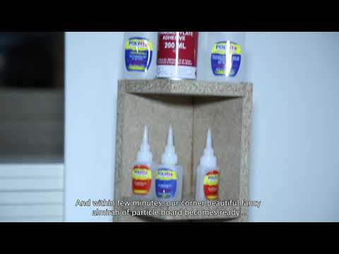 Instant Glue For Small Wooden Products