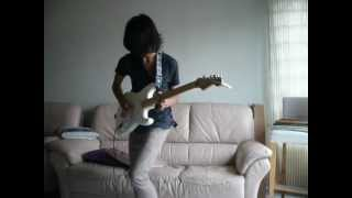 Cigarettes in the Theatre + Come Back Home (Two Door Cinema Club guitar cover)