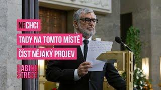 Dabing Street: proslov Jiřího Bartošky na pohřbu
