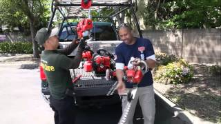 Landscape Contractor Tests out Shindaiwa Equipment