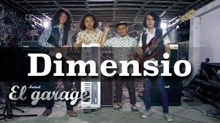 """Dimensio - """"Obertura del corazón"""" En El Garage Presenta"""