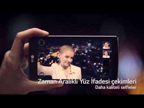 LG G4 Tanıtım Videosu