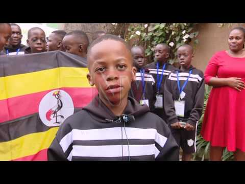 57 strong youth football delegation to represent Uganda in Dubai