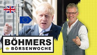 Brexit - Gewinnt Boris Johnson?