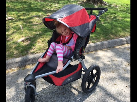 BOB Revolution Flex 2016 Stroller Review