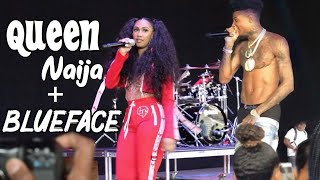 Queen Naija, Blueface, & More! (THE STAGE  C0LL@PSED) Roots Picnic 2019