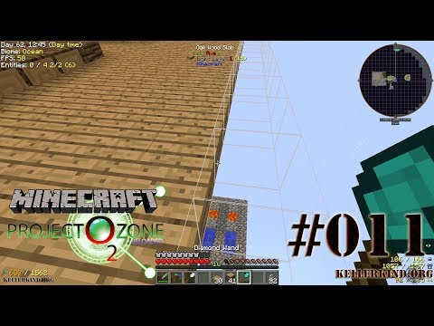 Hier kommt die Monster-Farm ★ #11 ★ We Play Minecraft Modded Project Ozone 2 Reloaded [HD|60FPS]