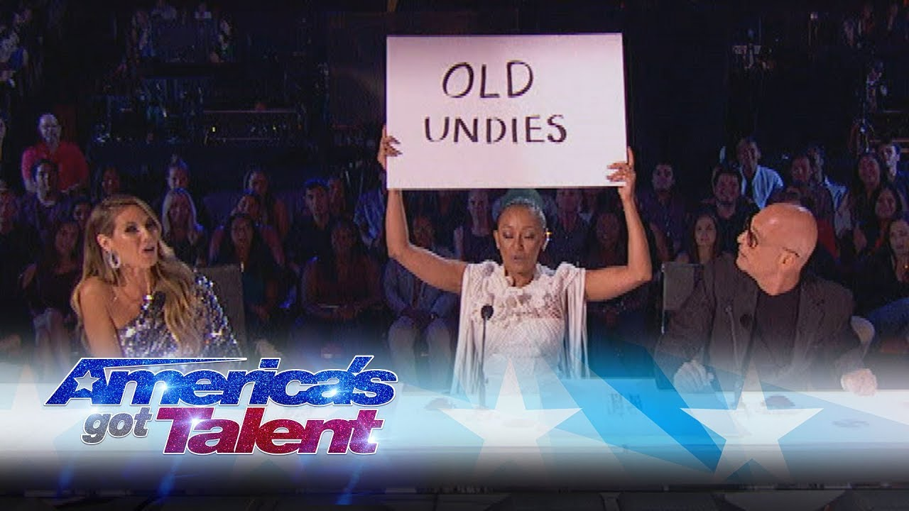 Join Us For A Round Of Buzzer Buddies With The AGT Judges - America's Got Talent 2017 thumbnail