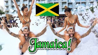 A BUBBLE BATH DANCE PARTY IN JAMAICA??!! Ft. Don Benjamin, Destorm, Janina, NinasMakeup | Liane V
