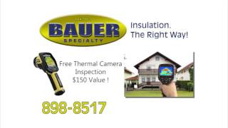 Bauer Specialty - Thermal Camera Insulation