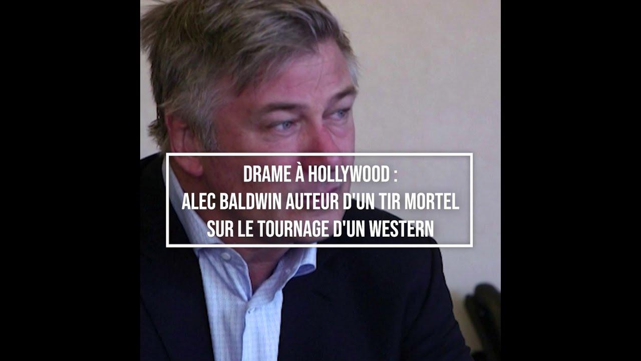 Drame à Hollywood: Alec Baldwin auteur d'un tir mortel sur le tournage d'un western