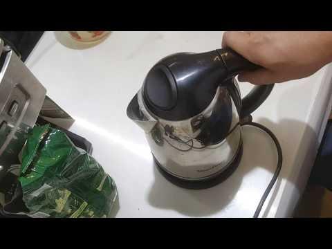 Ремонт электрического чайника Moulinex (Мулинекс)