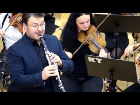Milan Rericha - Magic Clarinet video preview