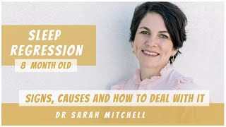 8 Month Sleep Regression: What you need to Know