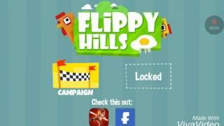 Кинь курицу челендж (flippy hills)