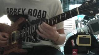 The Strokes - Electricityscape guitar cover WITH TABS