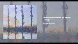 Double Bass Concerto no. 2 in B minor