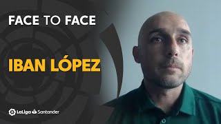 Face to Face: Iban López
