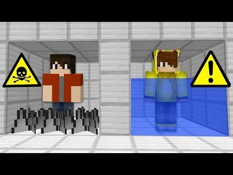 ISMETRG EN ZOR TUZAKLARDAN KURTULABİLECEK Mİ? ???? - Minecraft