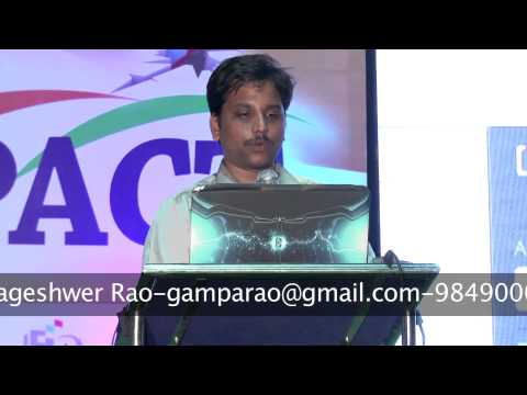 Blogging | Sai Satish |TELUGU IMPACT Vizag 2014
