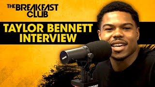 The Breakfast Club - Taylor Bennett On New Album 'Be Yourself', Coming Out As Bisexual + More