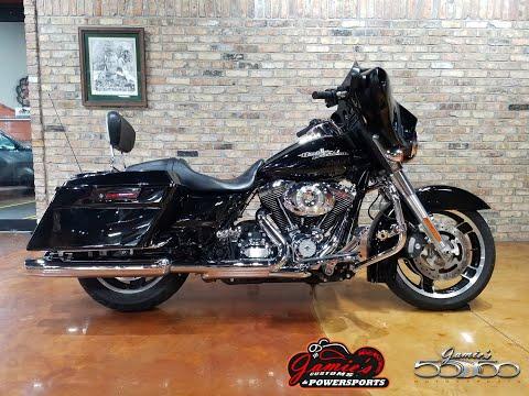 2012 Harley-Davidson Street Glide® in Big Bend, Wisconsin - Video 1