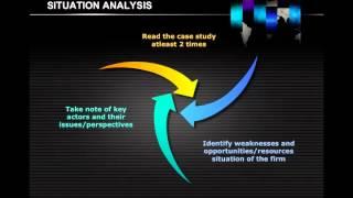 How to analyze a case study?