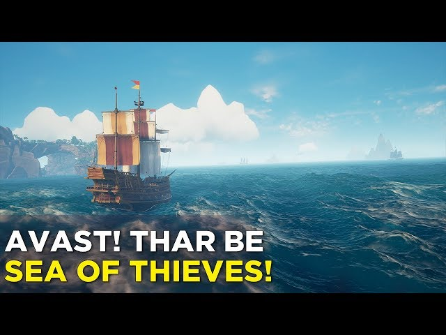 SEA OF THIEVES — Set Sail with Captain Russ