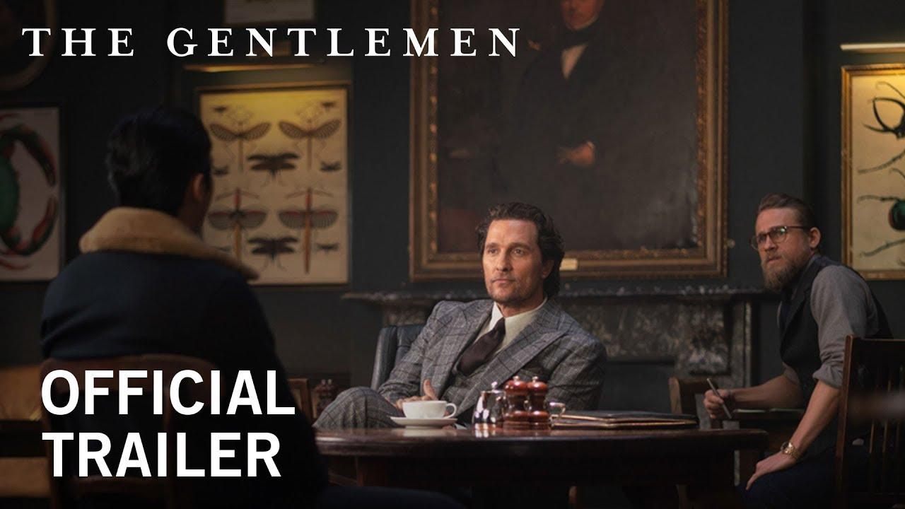 Trailer för The Gentlemen