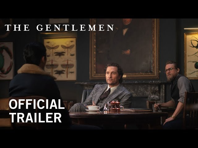 THE GENTLEMEN  Trailer