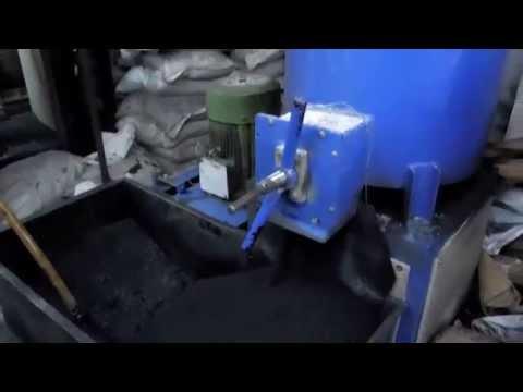 Plastics Mixers
