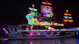 The 109th Newport Beach Christmas Boat Parade