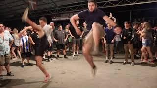 Basque Dance: Banakoa -  Chino, Calif. 2018