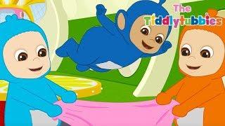 🔴 LIVE Teletubbies ★ NIEUW Tiddlytubbies  ★ Cartoons voor kinderen