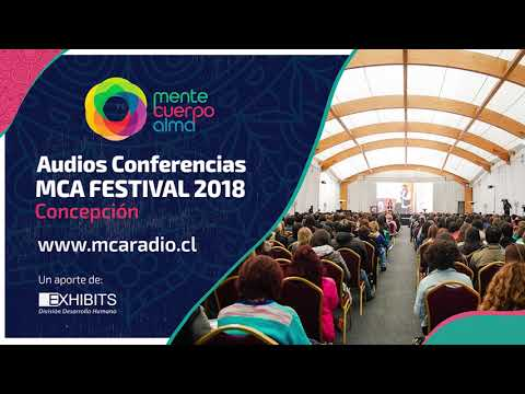 Xavier Pedro - Activando la llave del corazón - MCA Festival 2018