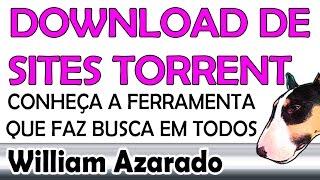 Download De Sites Torrent - Aprenda A Buscar Em Todos.